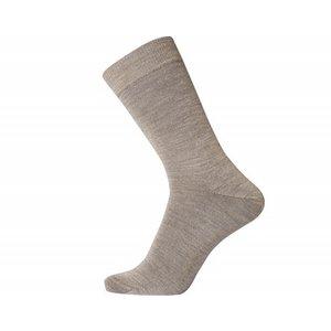Egtved Donkerzand Twin Sock Wol/Katoen Egtved