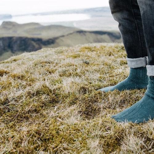 Warme (huis)sokken