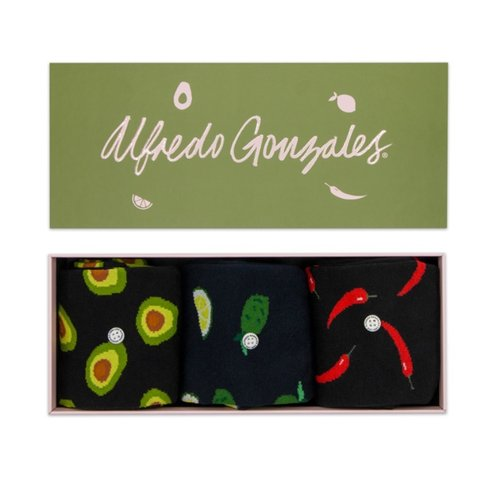 Alfredo Gonzales Giftbox Food - Avocado, Lime and Pepper