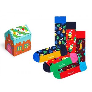 Happy Socks Holiday Socks Gift Box