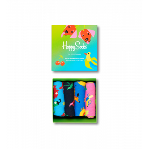 Happy Socks Surreal Animal Socks Gift Box
