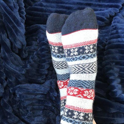Heerlijke warme sokken van Bonnie Doon