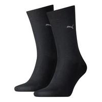 2-pack Classic Sock Black
