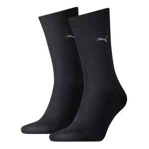 PUMA 2-pack Classic Sock Black
