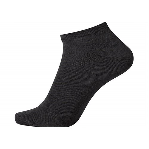 Egtved 2-pack sneakersok dames zwart