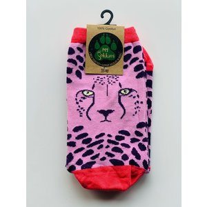 MySokkies Pink Cheetah