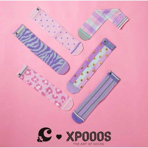 XPOOOS XPOOOS &C cuddy in pastel