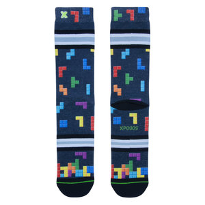 XPOOOS Game Tetris Heren XPOOOS