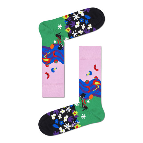 Happy Socks Summer Paradise Sock