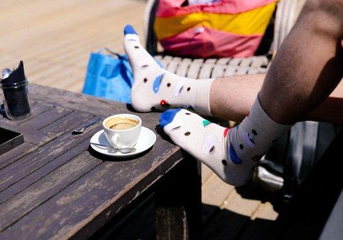 Naadloze sokken heren