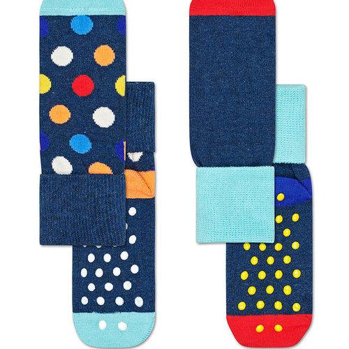 Anti-slip sokkken voor baby's of kinderen