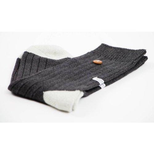 Alfredo Gonzales Twisted Wool Black/Grey Melee