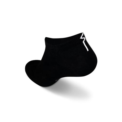 SOLIT Socks Casual Zwart Sneakersok