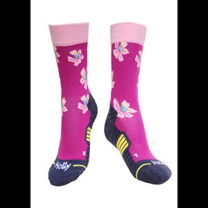 Molly Socks Gladios Flower Wandelsokken Molly Socks