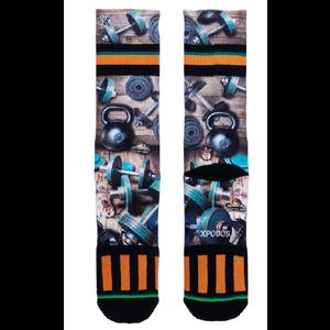 XPOOOS Dumbells socks XPOOOS