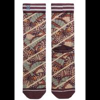 Butterfly socks XPOOOS