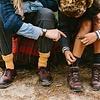 Huissokken; lekker warme voeten in de herfst & winter!
