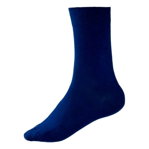 Kock Sockswear 2-pack naadloze herensokken kobalt