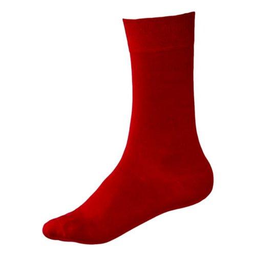 Kock Sockswear 2-pack naadloze herensokken rood