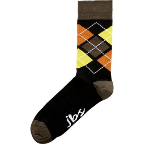 JBS Sokken met ruitpatroon