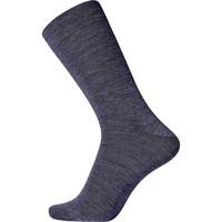 Blauwgrijs Twin Sock Wol/Katoen Egtved