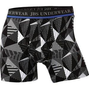 JBS Boxershort zwart dessin