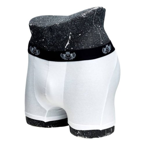 Topeco Witte boxershort van Topeco