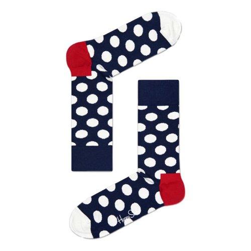 Happy Socks Big Dot Gift Box blauw