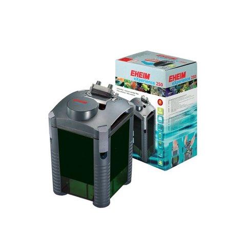 eXperience 250 Aussenfilter inkl. Filtermasse