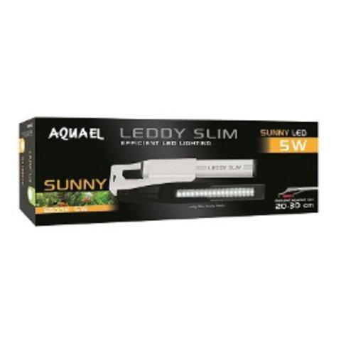Leddy Slim Plant weiss 5W