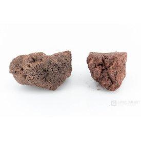 Lava Steine Grösse XS, S und M