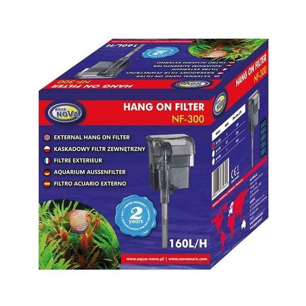 Aqua Nova Hang on Filter 160 L/h