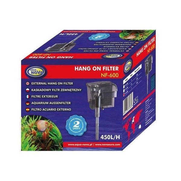 Aqua Nova Hang on Filter 450 L/h