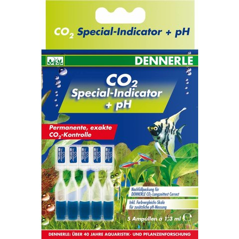 CO2 Special-Indicator +pH