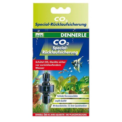 CO2 Special-Rücklaufsicherung (Rückschlagventil)