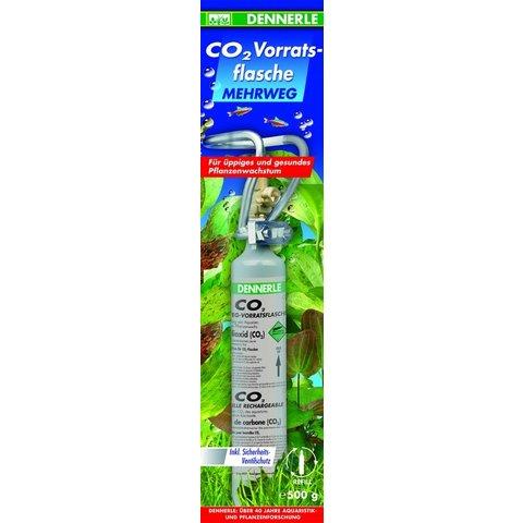 CO2 Vorratsflasche 500g (mehrweg)