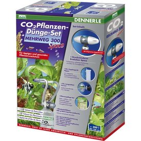 Dennerle CO2 Pflanzen-Dünge-Set 300 Space (mehrweg)