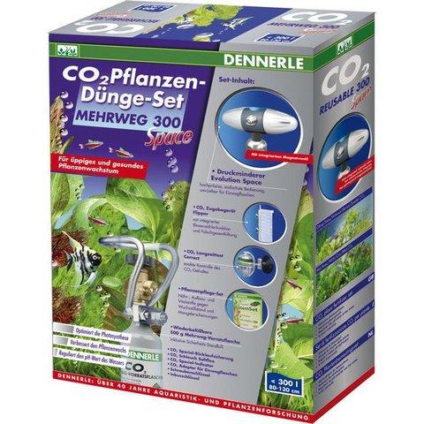 CO2 Pflanzen-Dünge-Set 300 Space (mehrweg)