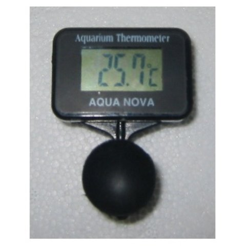 Digitales Thermometer mit Sauger