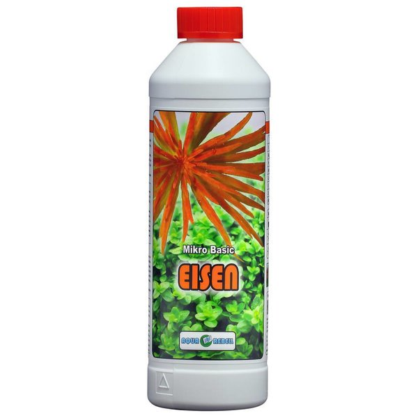 Aqua Rebell Mikro Basic Eisen Volldünger, 500 ml