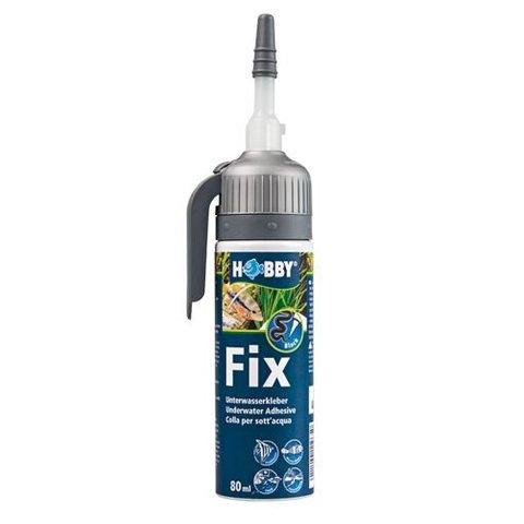 Fix Hochleistungs Unterwasserkleber, schwarz