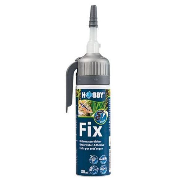 Hobby Hobby Fix Hochleistungs Unterwasserkleber, schwarz