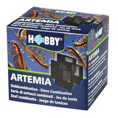Artemia Siebkombination