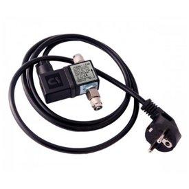 Aqua Noa CO2 Magnetventil Basic mit integriertem Rückschlagventil und LED Dichtung
