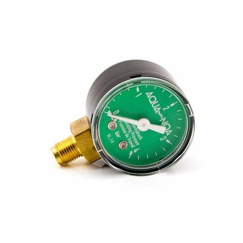 CO2 Arbeitsdruck-Manometer (Ersatzteil)