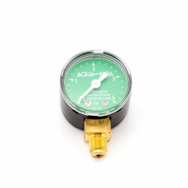Aqua Noa CO2 Arbeitsdruck-Manometer für Basic und Profi