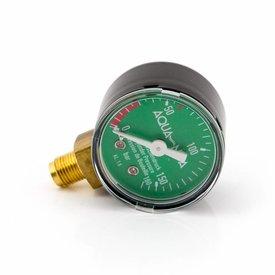 Aqua Noa CO2 Flaschendruck-Manometer (Ersatzteil)