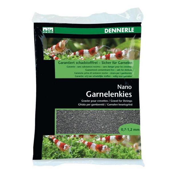 Dennerle Nano Garnelenkies - Arkansas grau, 2kg