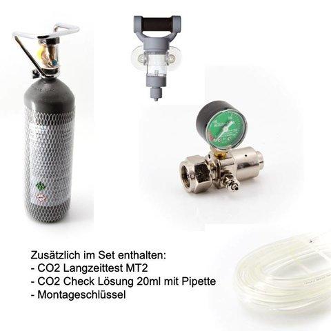 CO2 Dünge-Anlage Mehrweg 2kg Basic