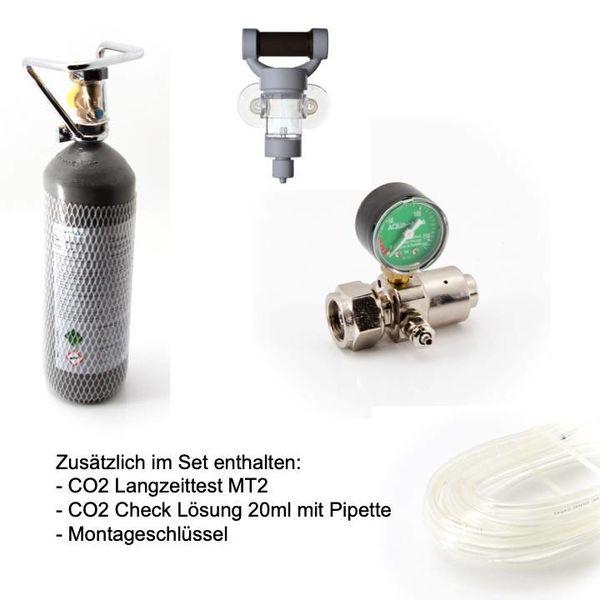 Aqua Noa CO2 Dünge-Anlage Mehrweg 2kg Basic
